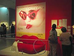 EXPOSITION STANLEY KUBRICK / PARIS / LOLITA