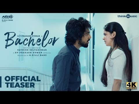 Bachelor Tamil Movie Teaser