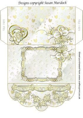 Gift Envelope/money Wallet   Wedding/engagement