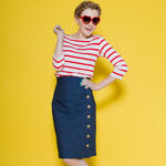 Introducing the Arielle sewing pattern