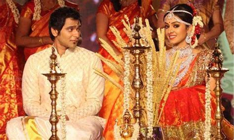 In pictures : Ravi Pillai's daughter ties knot in grand