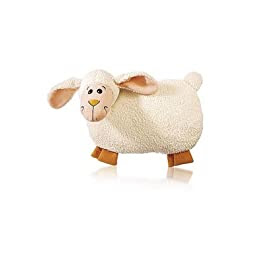 Lamb Hot Water Bottle - Made in Germany