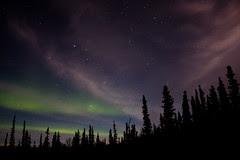 Aurora in Fairbanks