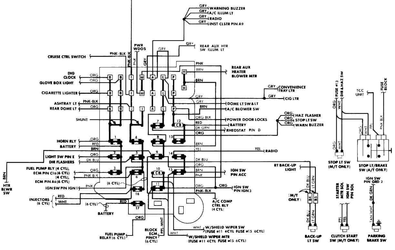 Gmc Safari Fuse Box Diagram 1985 F150 Ignition Module Wiring Schematic Bonek Yenpancane Jeanjaures37 Fr