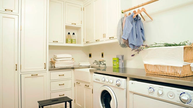 Contractor tips: Wise advice for laundry room design | Fox News