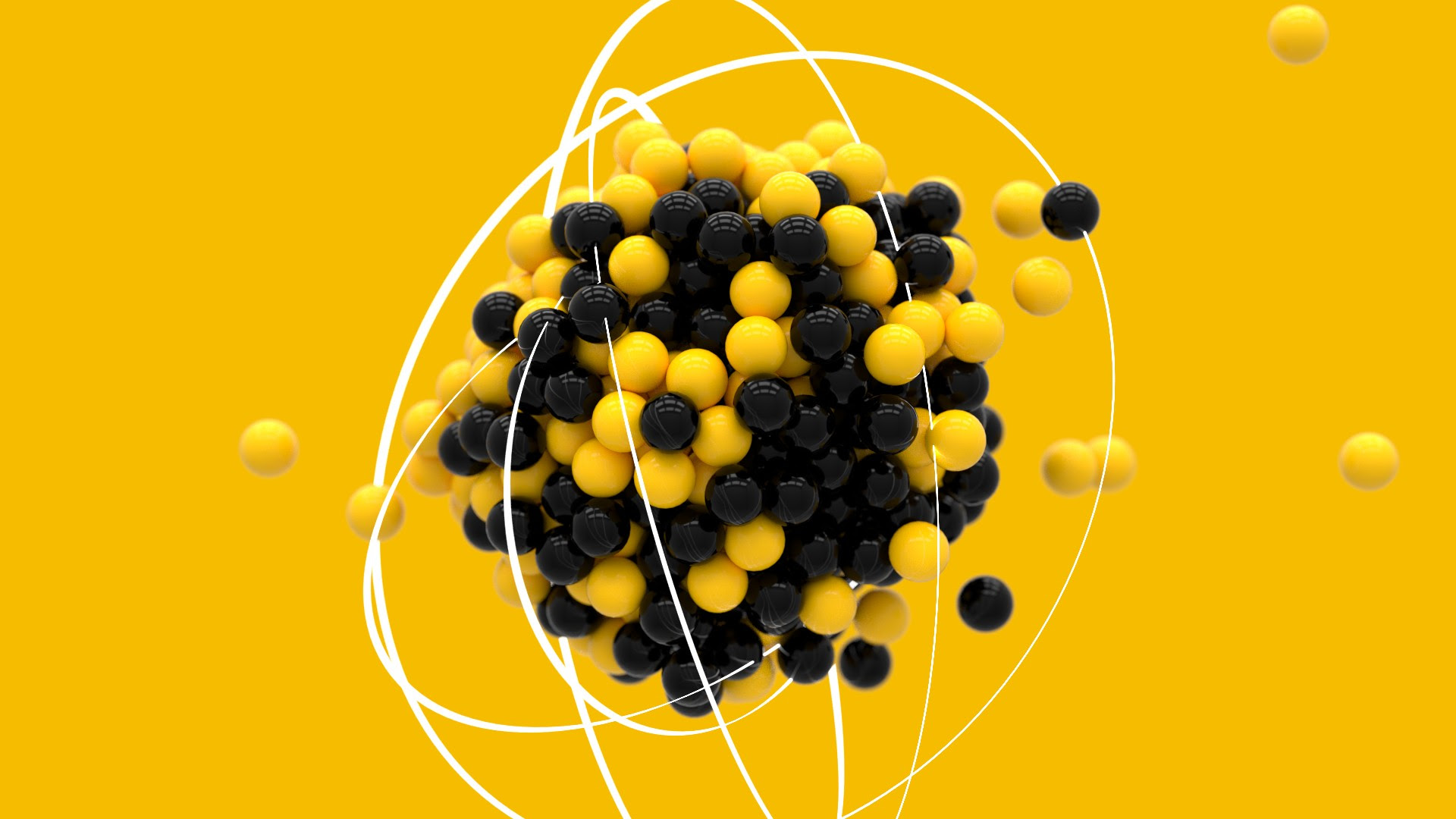 Download 93 Koleksi Wallpaper 3d Yellow Black HD Paling Keren