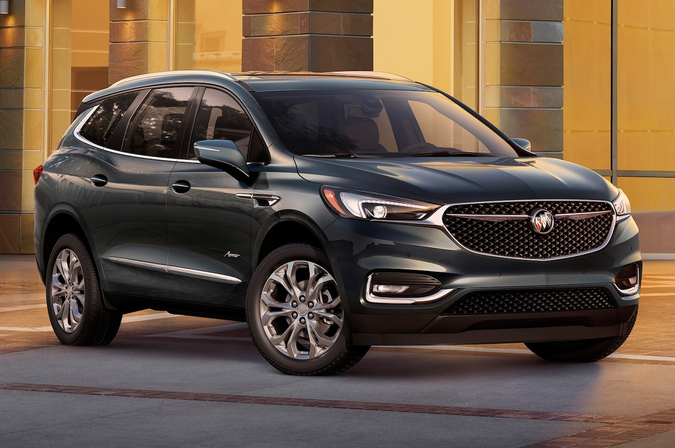 2018 Buick Enclave Reviews and Rating | Motor Trend