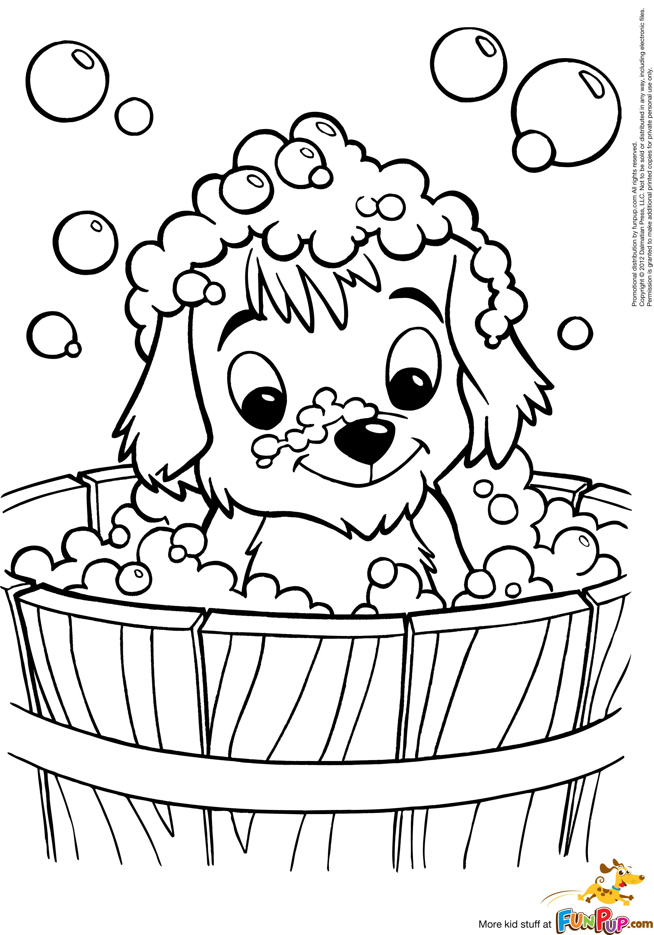 Puppy Coloring Pages For Adults at GetDrawings | Free download