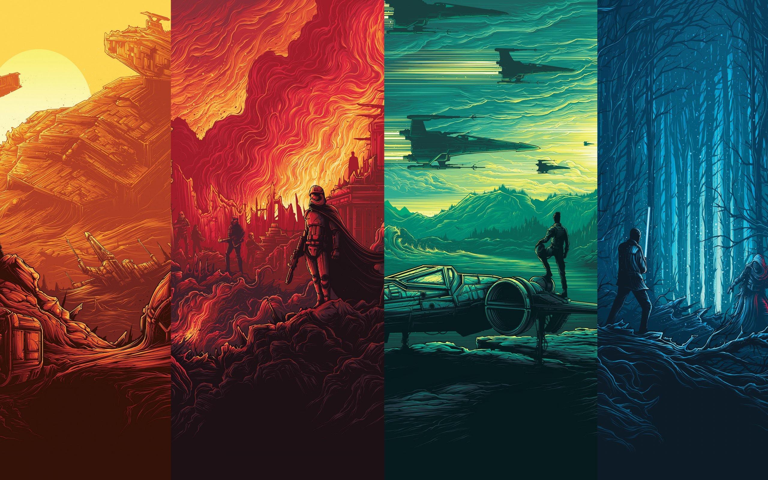 Star Wars Retro Wallpaper Nosirix