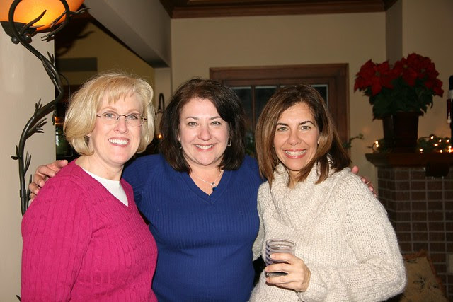 Crys, Sue and Andi