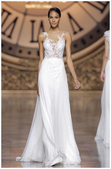 wedding dress   atelier pronovias  collection