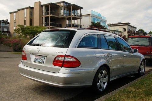 Sell used 2004 Mercedes-Benz E500 4Matic Wagon 4-Door 5.0L ...