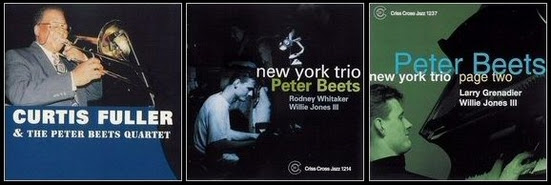 Curtis Fuller & The Peter Beets Quartet - New York Trio - York Trio - Page Two
