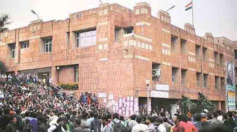 JNU, Mukul Jain, IGNOU student missing, JNU missing student, JNU campus, delhi news, indian express news