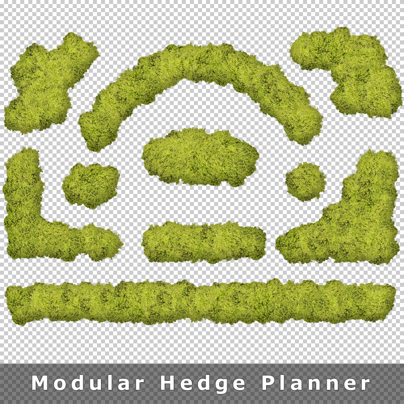 10 cutout hedge hedgerow photoshop png download