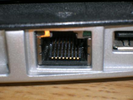 LaptopEthernet