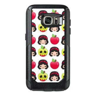 Snow White Emoji Land Pattern OtterBox Samsung Galaxy S7 Case