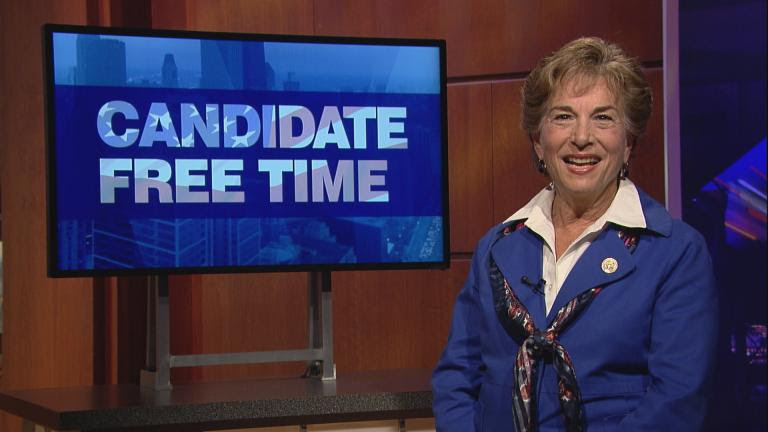 Image result for Bruce Dold and Jan Schakowsky