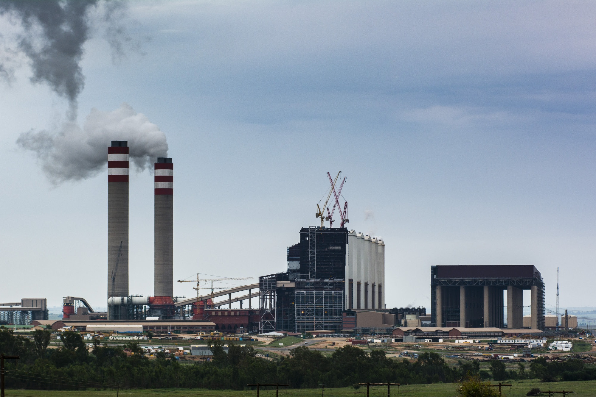 Rich Nations Head to South Africa Seeking Coal Exit Deal
