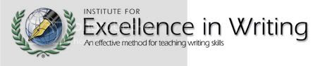 Institute for Excellence in Writing ~ Review by Tess