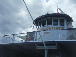 Adirondack Lake Champlain ferry