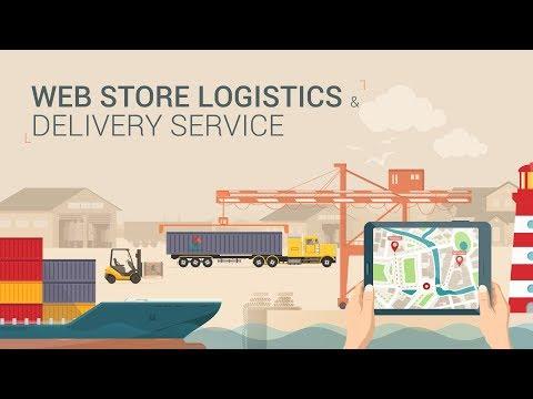 Web Store Logistics & Delivery Service