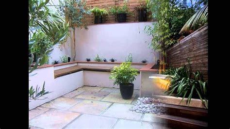 lovely small courtyard garden design ideas  home