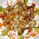Filete de pescado al San Antonio, plato preferido por el espía Antonio Guerrero, miembro de la Red Avispa