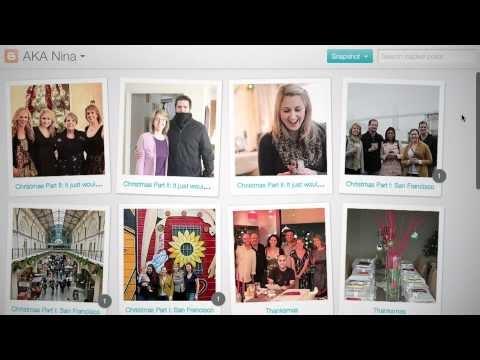 Nuevas formas de mostrar tu blog de Blogger