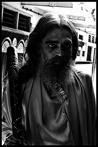 He Pierced The Poetry In My Soul.. And I Captured His Angst Forever by firoze shakir photographerno1