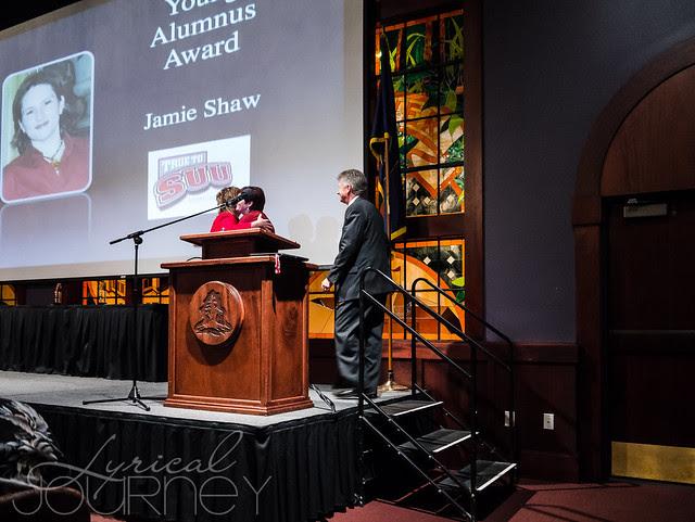 2012.09 Cedar City Alumni Award