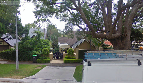 la casetta-dove c'era l'albero di frangipane