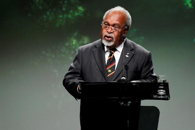 MUERE MICHAEL SOMARE, EL PADRE DE LA INDEPENDENCIA DE PAPÚA NUEVA GUINEA