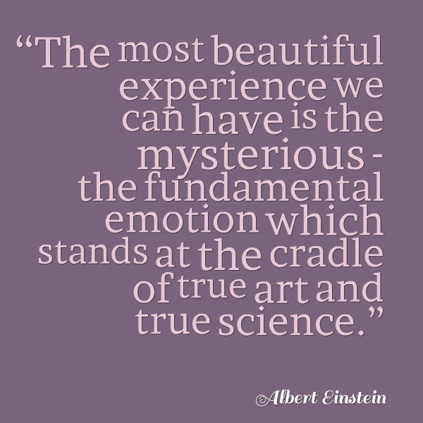 Albert Einstein Quote About Art And Science Awesome Quotes About Life