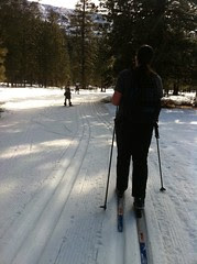 Skiing at Leavenworth