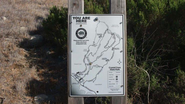 Best Of Crystal Cove Hike Hikingguy Com