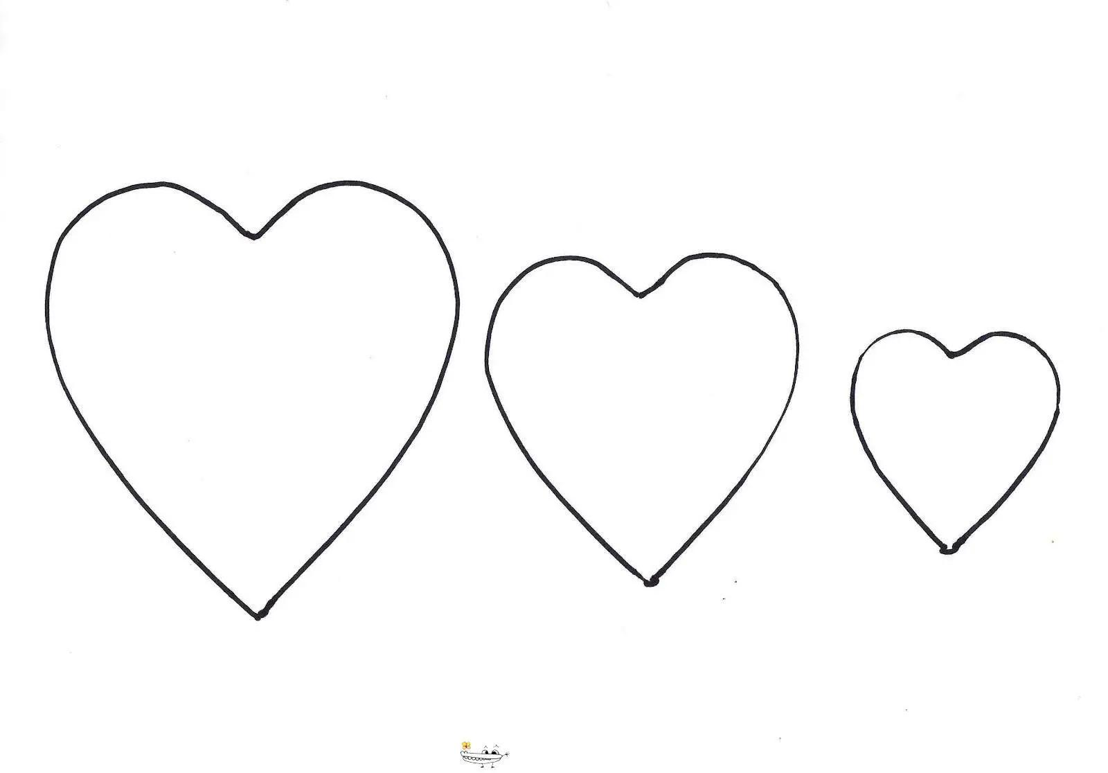 Corazones De San Valentín Actividades Para Niños Manualidades