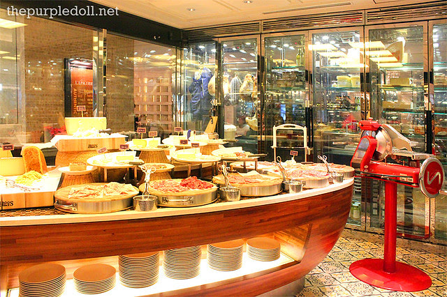 L'Epicerie Section at Spiral Sofitel Manila