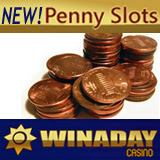 WinADay Casino First Set of Easy-to-Play Penny Slots are the Cheapest Slots Online