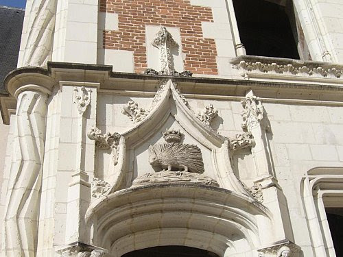 Porc Epic - embleme de Louis XII