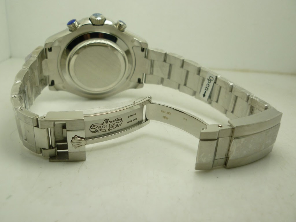 Yachtmaster Clasp