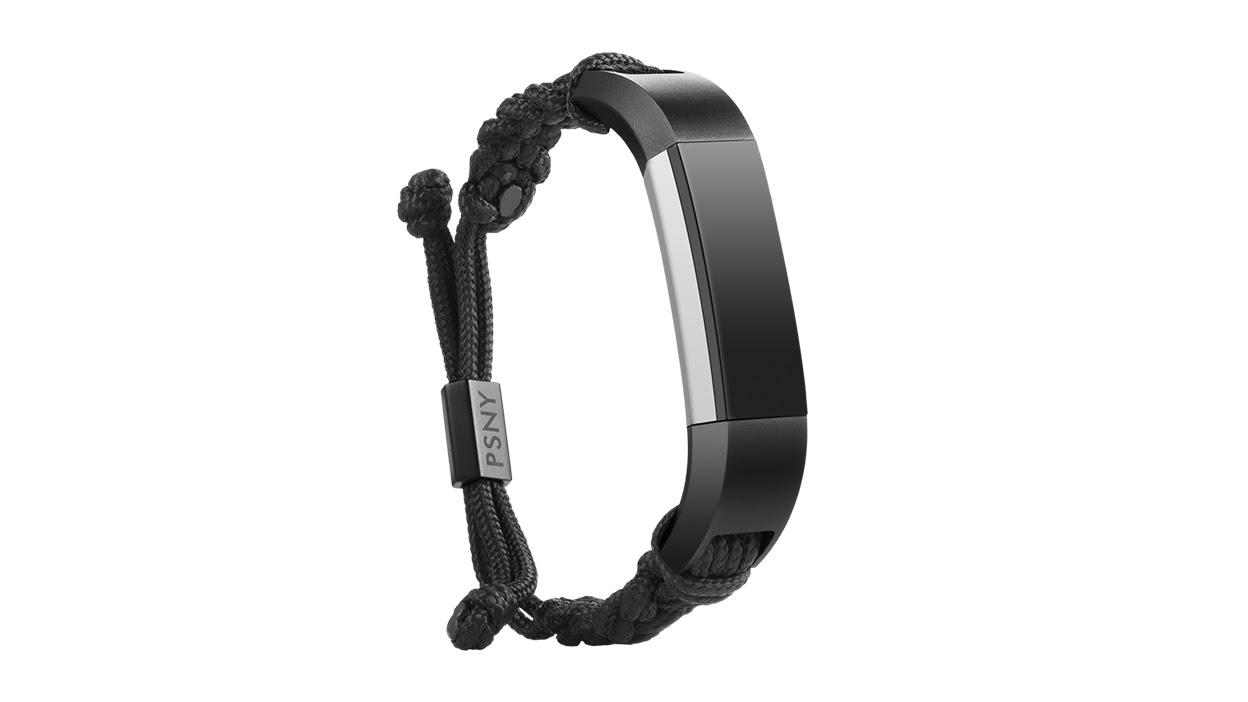 Public School for Fitbit Alta Type III Paracord Bracelet