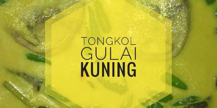 Resep Tongkol Gulai Kuning Oleh Ainul Mardiah