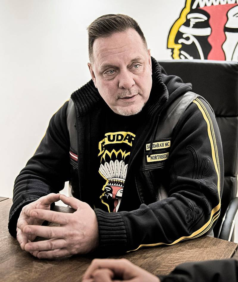 Satudarah medlem Ole Bonnesen (Foto: Jakob Jørgensen)