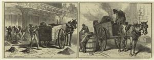 Street sweepings ; Domestic re... Digital ID: 809487. New York Public Library