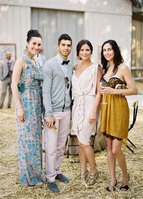 stylish guests rustic elegance  dos pueblos ranch