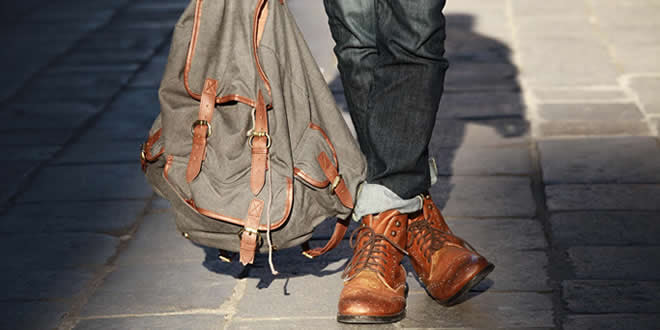 Key Accessory Trend: Men's Backpacks