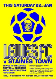 Socrates Lewes poster