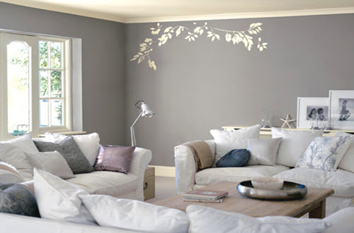 Grey Living Room Colour Schemes