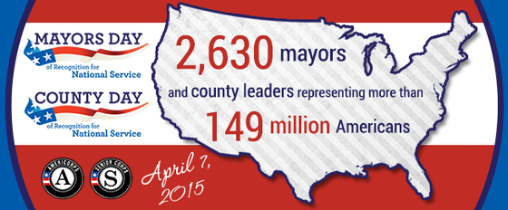 Mayors and County Day graphic
